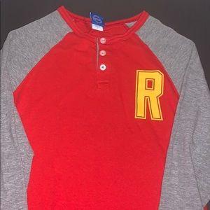 🌸Adidas Houston Rockets 3/4 Sleeve T-Shirt